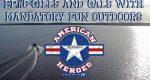 Gills and Gals Women Veterans Fishing Event