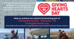 Giving Hearts Day February 11th, 2021