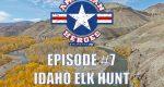 Idaho Elk Hunting & David Morse Story